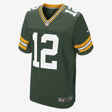 Nike NFL Green Bay Packers Elite Jersey (Aaron Rodgers) Men's Football Jersey
