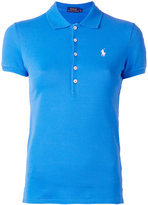Polo Ralph Lauren classic polo top - women - Cotton/Spandex/Elastane - S