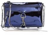 Rebecca Minkoff Mini MAC Convertible Crossbody Bag - Blue