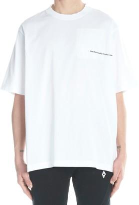 Marcelo Burlon County of Milan ali Ring T-shirt