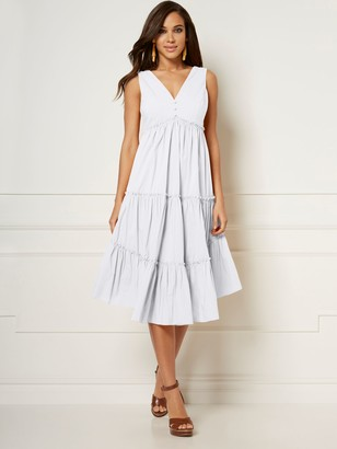 New York & Co. Nymphea Dress - Eva Mendes Collection