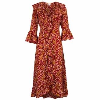 AtLAST Felicity Dress- Winter Berry