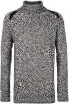 Calvin Klein Jeans roll neck sweater