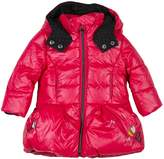 Catimini Girls Quilted Coat
