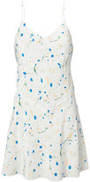 Lemaire floral-print dress - women - Silk - 36