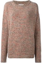 Chinti and Parker flecked marl sweater