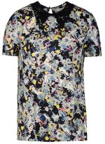 Erdem Short sleeve t-shirt