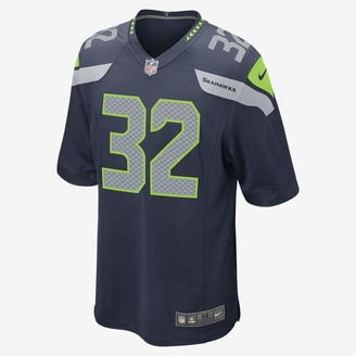 Nike Men's Game Football Jersey NFL Seattle Seahawks (Chris Carson)