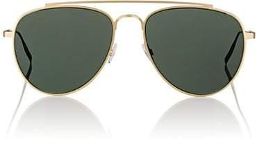 Tomas Maier Women's Aviator Sunglasses - Green