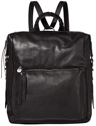 Lucky Brand Zona Backpack (Black) Backpack Bags