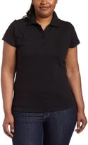 Southpole Junior's Plus Basic Solid Polo