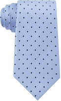 Club Room Men's Polka Dot Tie, Only at Macy's
