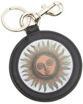 Paul Smith Holographic Sun Leather Keyring