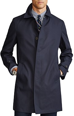 Polo Ralph Lauren Gabardine Trench Coat