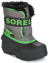 Sorel CHILDRENS SNOW COMMANDER Green