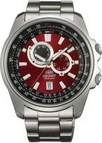 Orient FET0Q003H Men's Apex Dial Multifunction Day Date Automatic Watch