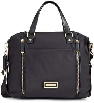 Calvin Klein Convertible Crossbody Satchel