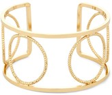 Sole Society Circular Cutout Cuff