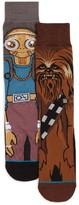 Stance Men's Star Wars Kanata & Chewie Socks