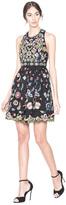 Alice + Olivia Talulah Embellished Short Gown