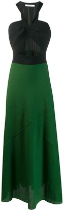Givenchy Two Tone Dress