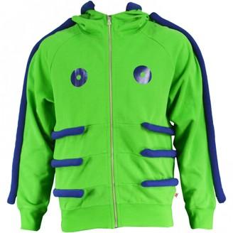 Green Cotton Walter Van Beirendonck Jackets