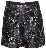 Balenciaga Jacquard shorts