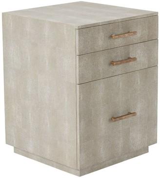 OKA Dalu Filing Cabinet - Taupe