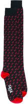 fe-fe anchor pattern socks