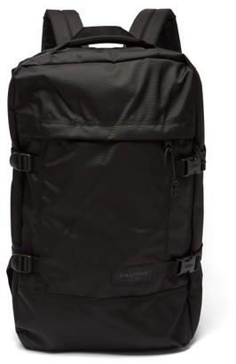 Eastpak Tranzpack Canvas Backpack - Black