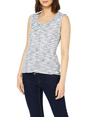 Esprit Women's Tanktop Nursing Yd Maternity Vest Top,10 (Size: Small)