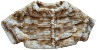 Elisabetta Franchi Faux fur Jacket for Women