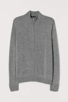 H&M Wool-blend cardigan