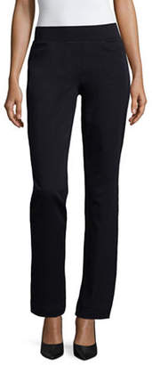 Liz Claiborne Classic Fit Comfort Stretch Pull On Pant