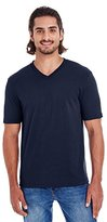 American Apparel Men's Fine Jersey Short Sleeve Classic V-Neck T-Shirt