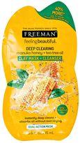 Freeman Manuka Honey & Tea Tree Oil Foaming Clay Mask