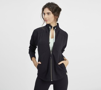 Satva Super Soft Cozy Cotton Semi-Fitted Jacket- Giri