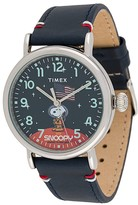 Timex x Space Snoopy 40mm watch