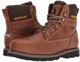 Caterpillar Idaho Steel Toe WP (Walnut) Men's Work Boots