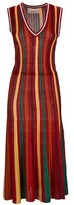Thumbnail for your product : La DoubleJ Accordion Knit Dress