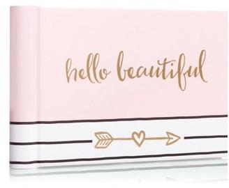Pearhead Hello Beautiful Brag Book, Pink