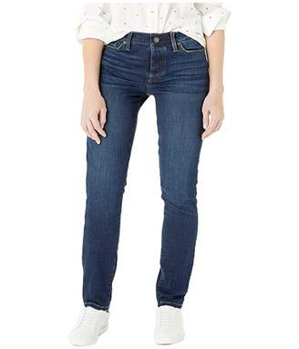Tommy Hilfiger Adaptive New Midnight Skinny Jeans with Adjustable Waist and Velcro(r) Magnet Buttons