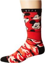 Neff All Smiles Mickey Sock
