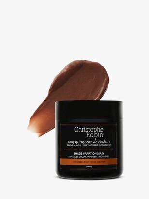 Christophe Robin Shade Variation Mask, Warm Chestnut, 250ml