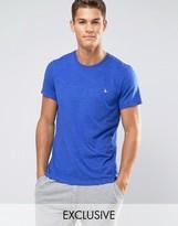 Jack Wills Sandleford Regular Fit T-Shirt in Blue