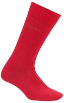 Hugo Boss Boss Marc Plain Socks, Red