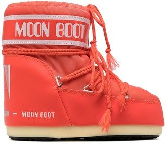 Moon Boot Logo-Printed Moon Boots