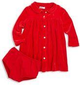 Ralph Lauren Baby's Two-Piece Empire Waist Dress & Bloomers Set
