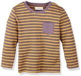 Sense Organics Boy's Malthe Langarmshirt Mit Brusttasche Aus Bio-Baumwolle Gots-Zertifiziert Pyjama Bottoms