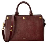 Mulberry Chester Textured Goat Leather Shoulder Bag.